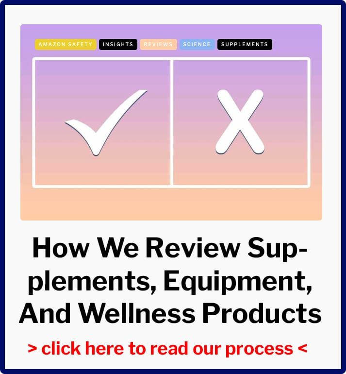 Link/Thumbnail to How We Review Supplements article